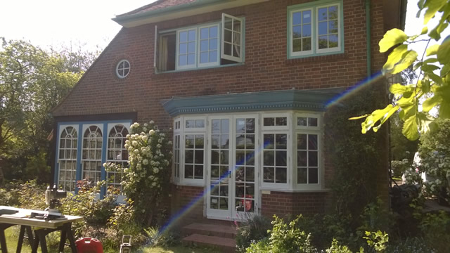 Bay Window & Door Restoration