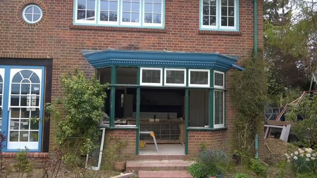 Bay Window Restoration in Slough