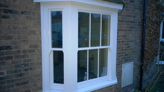 Sash Window Restoration After