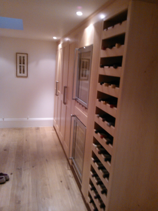 Bespoke Fitted Furniture Case Study in Surrey